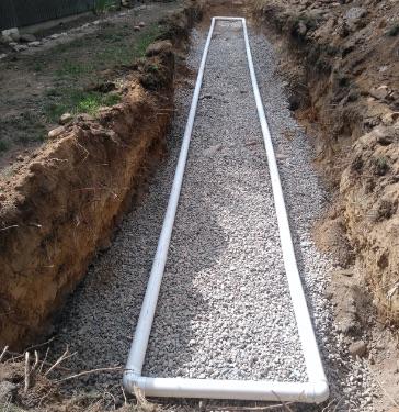 drain field